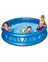 "Intex Soft Side Pool Inflatable, 74"" X 18"", for Ages 3+"