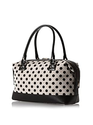 Kate Spade Women's Belletown Justina Satchel, Black