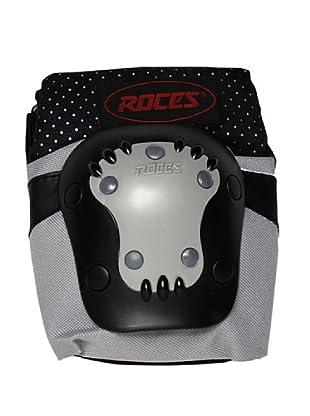 Roces Coderas Bicolor Pad (Negro / Gris)