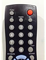 Generic Tv Remote Compatible with Bpl Crt Tv Universal Tv Remote
