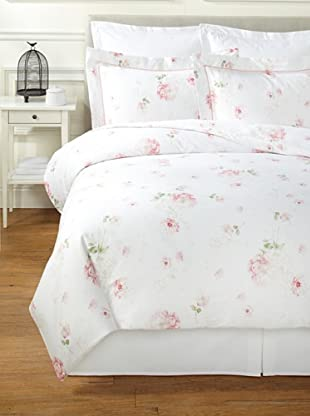 Errebicasa Positano Rose Duvet Set (Pink)