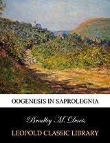 Oogenesis in Saprolegnia