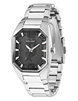 Police Octane Analog Black Dial Women's Watch - PL-12895LS/02M