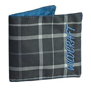 Wildcraft Metis Wallet Blue|Multicolor