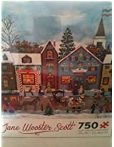 Jane Wooster Scott 750 Pieces Puzzle, Christmas By Ceaco
