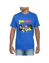 Darepoke Unisex Round Neck T-Shirt