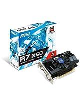 MSI Radeon R7 250 OC 2GB [R7 250 2GD3 OC]