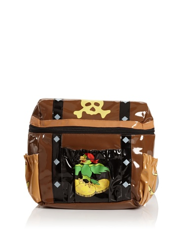 Kidorable Pirate Backpack (Brown)