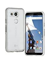 Case-Mate Naked Tough Bumper Back Case for LG Nexus 5X - Clear