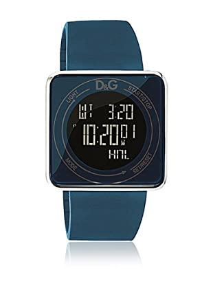 D&G Quarzuhr DW0736 blau 45 mm