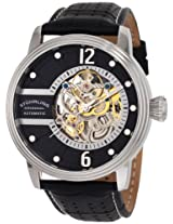 Stuhrling Original Analog Black Dial Men's Watch - 308.331513