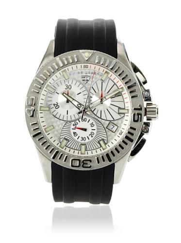 Swiss Legend Men's 50064-02 Evolution Collection Chronograph Rubber Strap Watch
