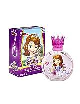 Sofia The First By Disney, 3.4 Oz Eau De Toilette Spray For Girls