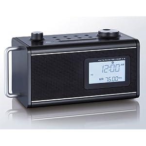 【クリックで詳細表示】AM/FM レコーダー R-6-B(ブラック)