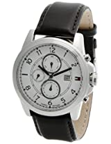 Tommy Hilfiger Analog White Dial Men's Watch - TH1710294J