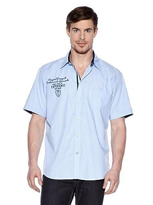 Tom Tailor Camisa Casual (Azul palace)