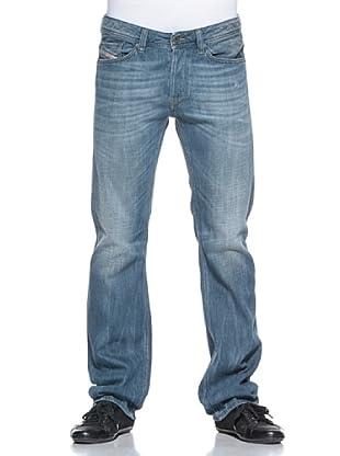 Diesel Pantalón Vaquero Viker (Azul Denim)