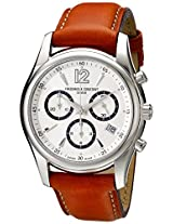 Frederique Constant Junior FC-292SB4B26 Silver Dial Chronograph Watch