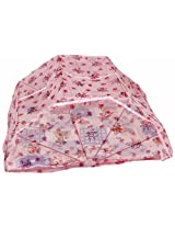 Elegant Babycare 2*3 Pink color Mosquito Net for Kids