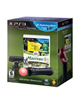 Tiger Woods Move Bundle (PS3)