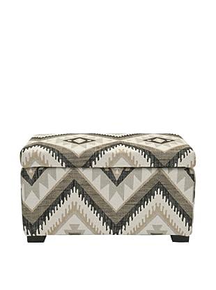 Safavieh Madison Storage Bench, Small, Tribal Design