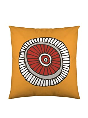 Cojín Con Relleno Circles (Multicolor)