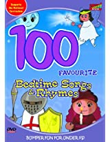100 Favourite Bedtimes Songs & Rhymes