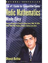 Vedic Mathematics Made Easy