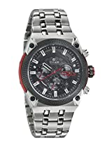 Titan Octane AW Analog Black Dial Men's Watch - 90030KM01