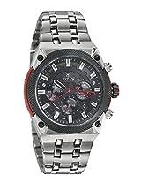 Titan Octane AW Analog Black Dial Men's Watch - 90030KM01