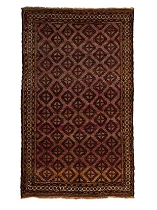 Darya Rugs One-of-a-Kind Tribal Rug, Purple, 7' 5