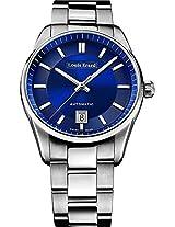 Louis Erard Analog Blue Dial Men Watch - 69101AA35.BMA19
