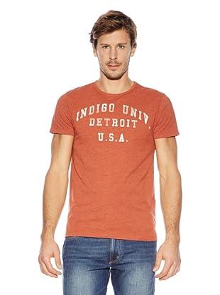 Wrangler Camiseta Hassan (Rojo)