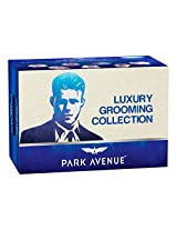 Park Avenue Men's Luxury Grooming Collection Kit for Men with Free Travel Pouch Inside