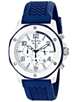 Bulova Marine Star Analog White Dial Men's Watch - 98B200