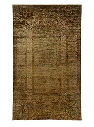 Darya Rugs Transitional Oriental Rug, Gold, 9' 10