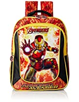 Iron Man Red and Black Children's Backpack (EI-WDP0080)