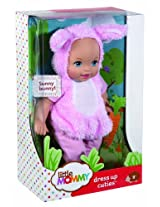 Little Mommy Dress Up Cuties Bunny Doll
