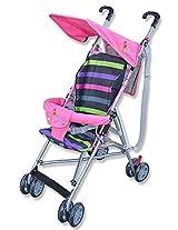 Sunbaby Smart Echo Buggy Stroller - Pink