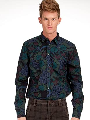 Custo Camisa Willy (Negro)