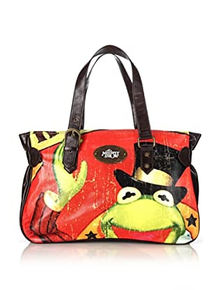 Hoy Collection Borsa Cesira Muppets (Rosso)