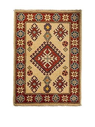 RugSense Teppich Kazak mehrfarbig 94 x 64 cm