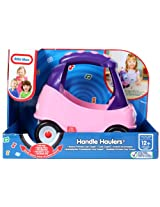 Little Tikes - Handle Haulers Musical Princess Cozy Coupe