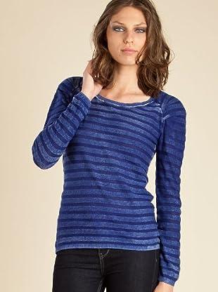 Ikks Jersey Pull (Azul)