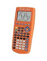 Guerrilla Silicone Case for Texas Instruments TI-83 Plus Graphing Calculator, Orange