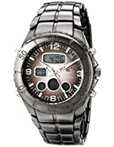 U.S. Polo Assn. Sport Men's US8139 Gunmetal-Tone Watch