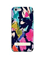 Incipio Carrying Case for Apple iPhone 6/6S - Retail Packaging - Blurry Floral