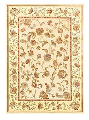 Babylon Garden Rug, Ivory/Khaki, 5' 3