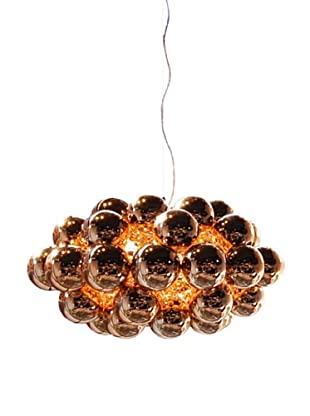 Innermost Beads Octo Complete Pendant, Metallic Copper