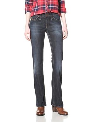Mavi Women's Zoe Boot Cut Jean (Deep Blue Lindos)
